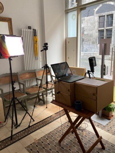 Mein neues Studio in der Ponstraße