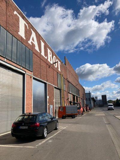 Talbot in Aachen ist ein Unternehmen mit Geschichte