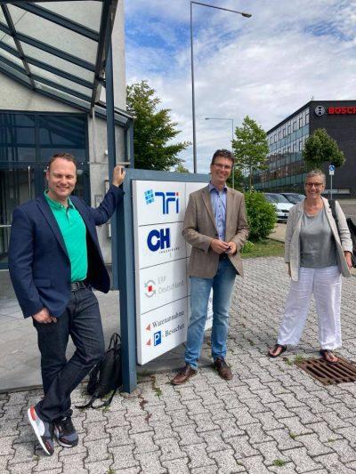 Kai Gehring und ich besuchen das FIR