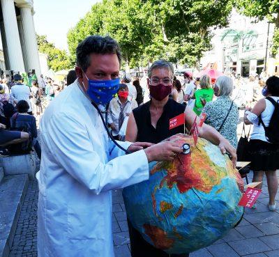 Unsere Gesundheit und unser Klima sind aus dem Ruder geraten