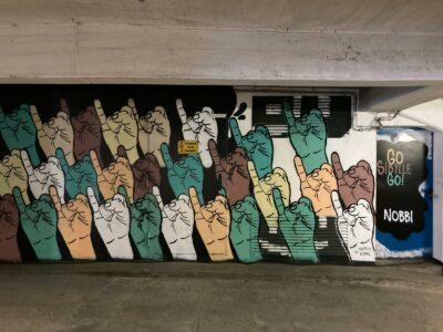 Streetart in Aachen